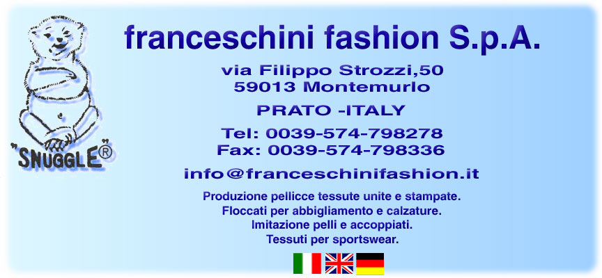 franceschini fashion S.p.A.